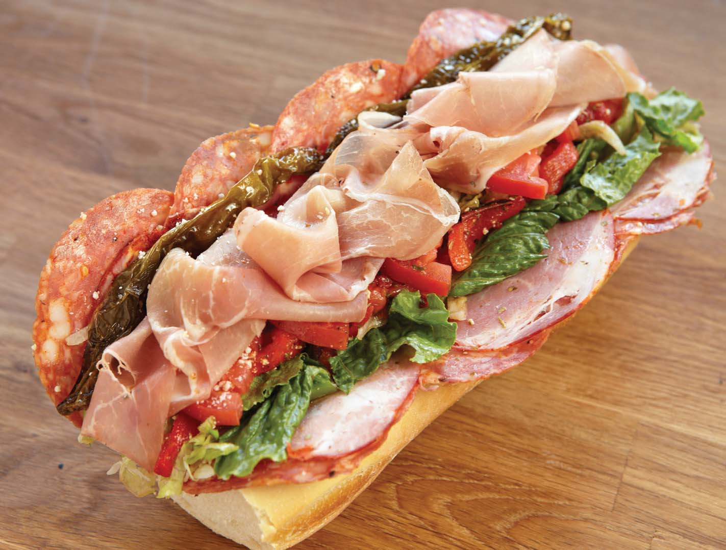 Philadelphia Sandwich Shop - Italian Hoagie