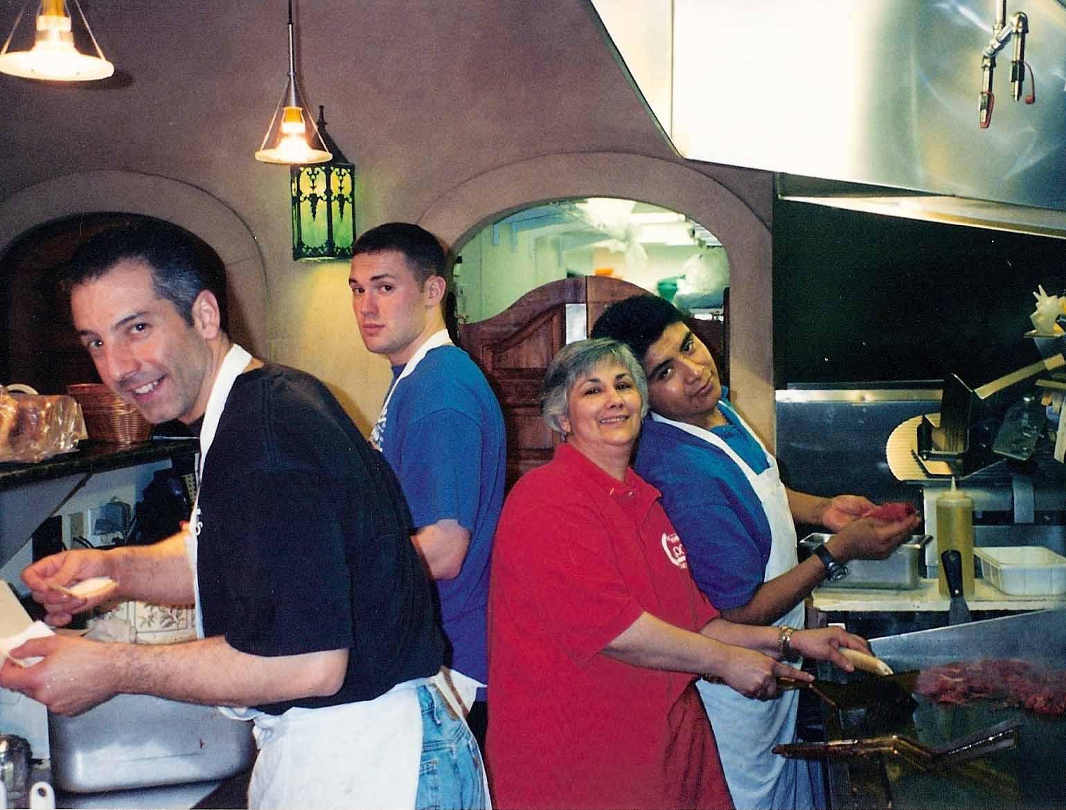 Best Cheesesteak in Philadelphia - Campos in the Kitchen