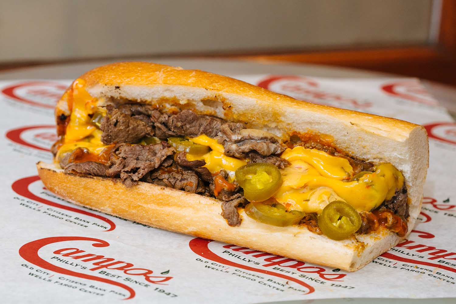 Best Cheesesteak in Philadelphia - The Heater