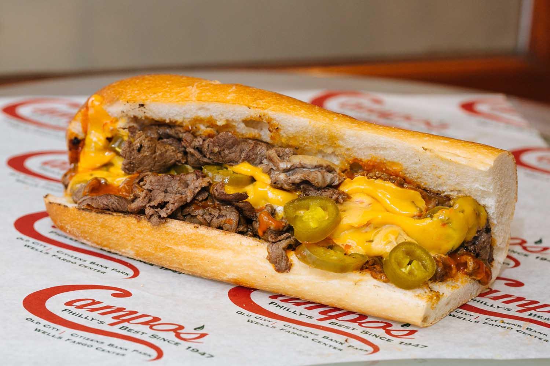 Best Cheesesteak in Philadelphia - The Heater