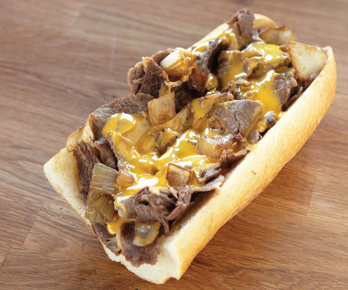 Best Cheesesteak in Philadelphia