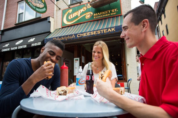 Best Philly Cheesesteak in Philadelphia